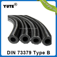 "5/8"" yute oil resistant din 73379 2b braided fuel hose"