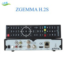 Latest Model Zgemma H2S with twin tuner DVB-S2 HD satellite receiver updating from Zgemma star 2s in UK Ireland