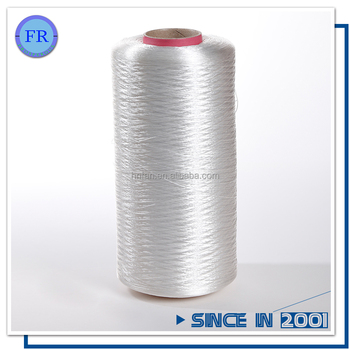 Wholesale quality dull rayon filament thread raw white