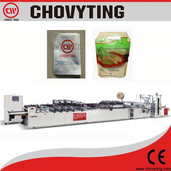 CWZD-400B plastic medical bag making machine