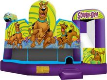 Scooby Doo 2 5 In 1 Combo inflatable combos