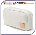 Promotional Classic White Canvas Storage Bag