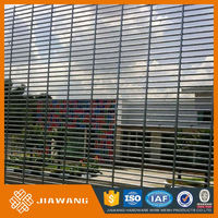 358 high security construction sites galvanized temporary fence