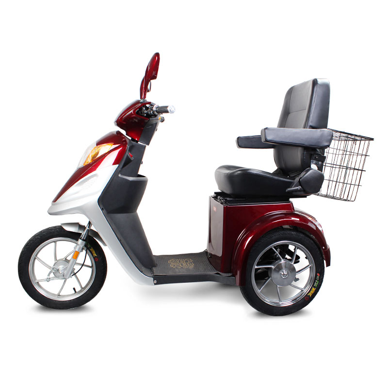 Advanced Quality Aluminum Adult E Tricycle