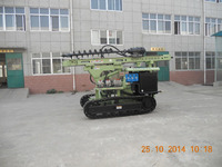 multifunctional small bore pile drilling and auger drilling machine MZ130Y-2