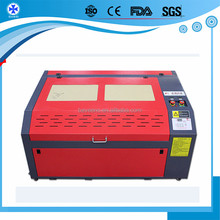 Plastic Wood MDF Label Paper Fabrics Leather Embroidery Acrylic laser stencil cutting machine