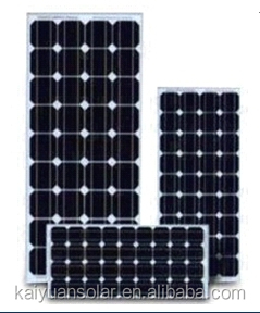 China DC 12V 100W solar panel manufacturers in china