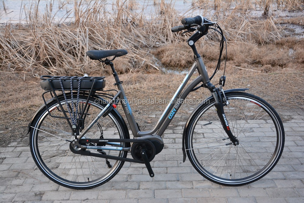 2015 EN15194 approved city e bike with bafabg mid engine ( HJ-15C01 )