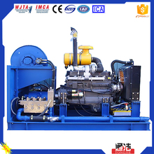 High Pressure Water Jet Cleaning Machine for Tank Cleaning