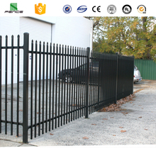 Beautiful high quality wrought iron fence ornaments iron fence