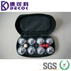 8 Petanque Ball Stainless Steel Bocce