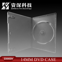 14Mm Dvd Clear Case