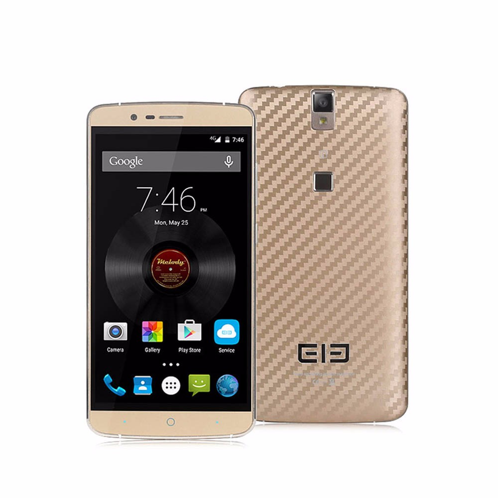 Original Elephone P8000 5.5 Inch Android 5.1 MTK6753 Octa Core Cell Phone, Ram 3GB+Rom 16GB Smartphone,1920x1080 4G Mobile Phone