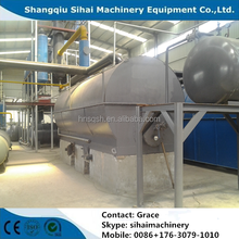 Made in China CE ISO waste Oil Recycling/Oil Purification Plant with high output