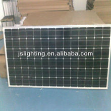 Cheapest price of 250W monocrystalline solar panel, PV module, TUV, IEC, CE, CEC certified
