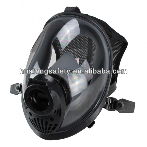 Silicone Full Face Pollution Mask