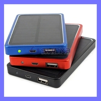 4000mAh Solar Mobile Phone Charger For Galaxy S4