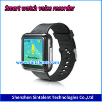 Smart Digital Voice Recorder With Bluetooth Recording Device For Smart Android Watch