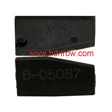 Blank 4D60 80BIT Chip Crypto Carbon Transponders,Original 4D60 Unlock Ceramic Chip