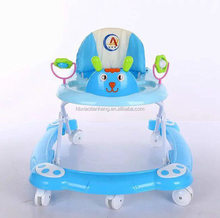 2018new sample baby walker for sit-to- stand,multi functions baby carriage, multi colors baby walkers for choose