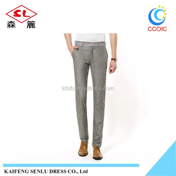 Hot Sales New Model Man Chino Pants Quality Pants Men Fashion Chino Pants/ Chino Trousers Pants Most Popular Slim Pants