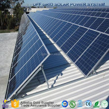1KW 2KW 3KW 5KW Off-Grid Solar Power System / Home Solar Panel Kit 3000W 5000W 10KW Sun Battery For House