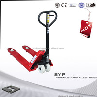 chinese manufacturer 2 tons forklift hand pallet truck
