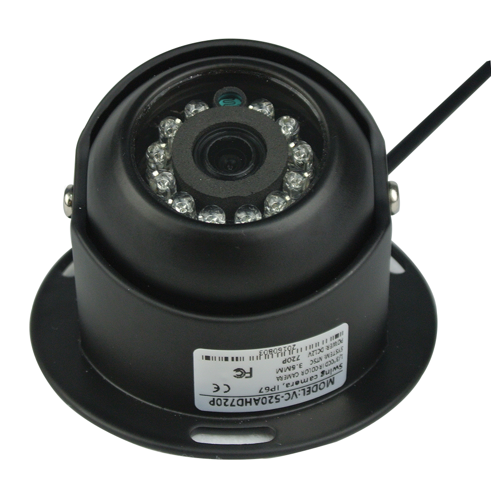 1080P Ahd Night Vision Infared Car Camera for car MDVR