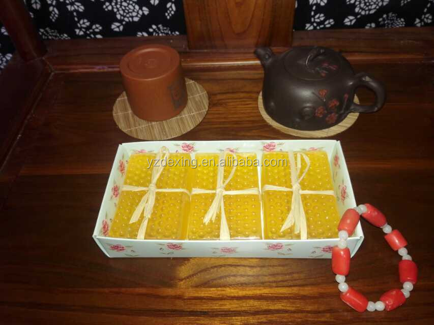 Glycerin Honey soaps with gift box