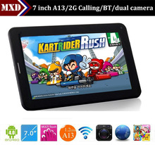 7inch Cheap Tablet/A13 2g tablet android 4.2