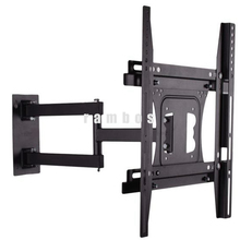 New Design Arm Removable LED TV Wall Mount Full Motion LCD Articulating Plasma TV Bracket Mount