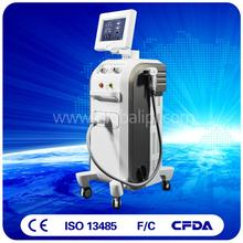 rf wrinkle removal vacuum erection device