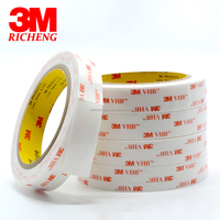 100%Original 3M VHB TAPE with acrylic double sided adhesive item number 4914 4920 4930 4945 4950