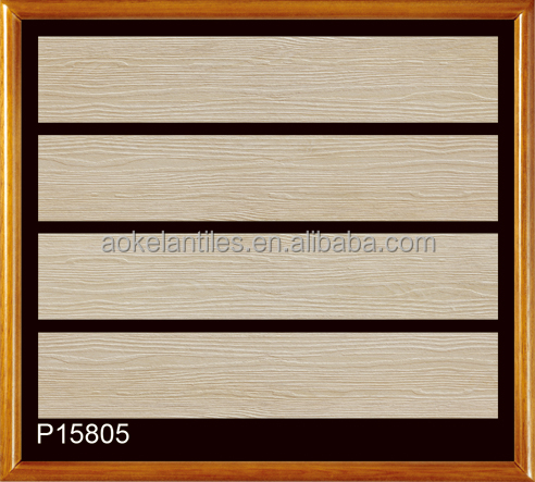 floor tiles, wooden floor, 3d tiles, 15x80cm, No:P15805