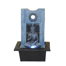 Indoor buddha mini waterfall tabletop fountain for sale