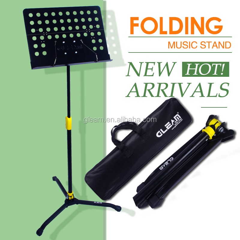 Wholesale musical new arrival item instrument accessories music book stand