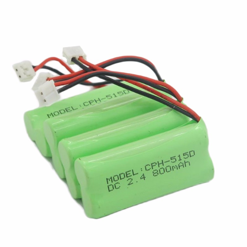 Cordless Phone Battery 2.4v 800mah for ATT/Lucent BT-8001 BT-8300