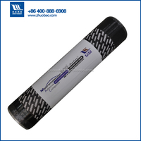polyester reinforced waterproof membrane torches mineral finish wall building materials