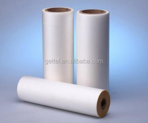 Thermal coating base film without primer substrate bopp film MATTE/Gloss one side corona treatment Thermal bopp film