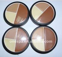 3 color concealer makeup concealer OEM/customized/factory/wholesale/supplier