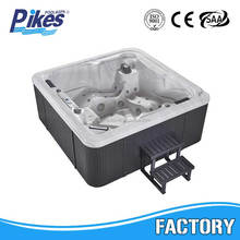 Joyspa Acrylic Free standing Family garden aldult massage tub home SPA outdoor jacuzi