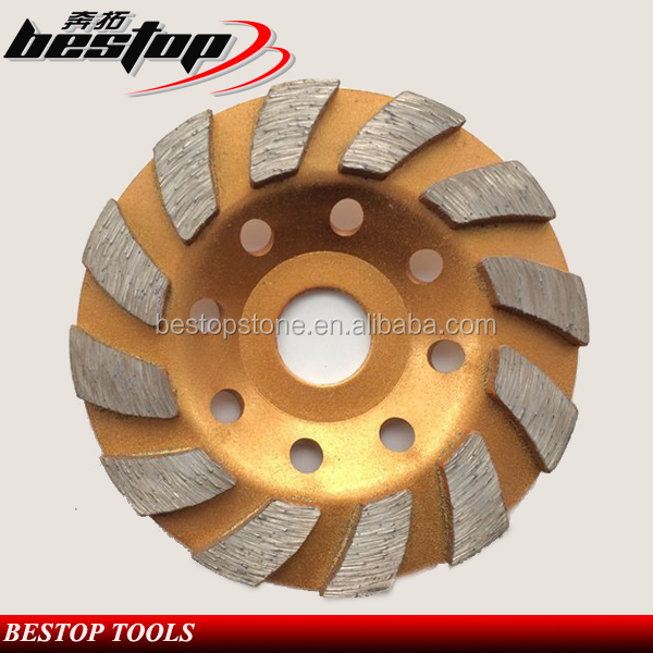 Metal Bond Turbo Ceramic Grinding Wheel for Diamond Grinding Tools