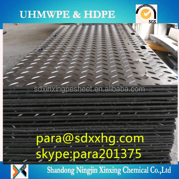 hot sell straight ground mats using on swamp/land/mud/sand
