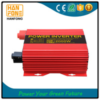 1400w pure sine wave inverter work mode inverter 12v 220v with CE and SGS certificate solar inverter price guangzhou factory