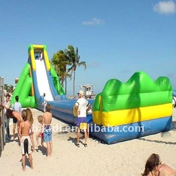 50m inflatable giant slide B4039