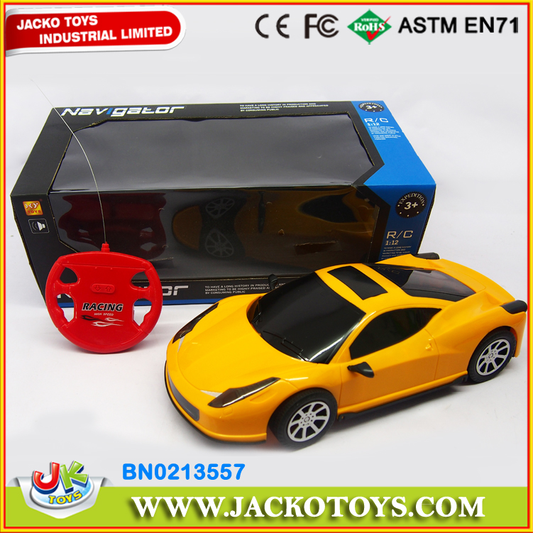 1:12 2Ch Remote Control Car Model At Cheap Price