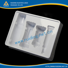 blister disposable cosmetic tray