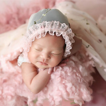 Children Studio Background Photography Props Christmas Gift Wrap Set Newborn Baby Outfit Infant Swaddle Blanket