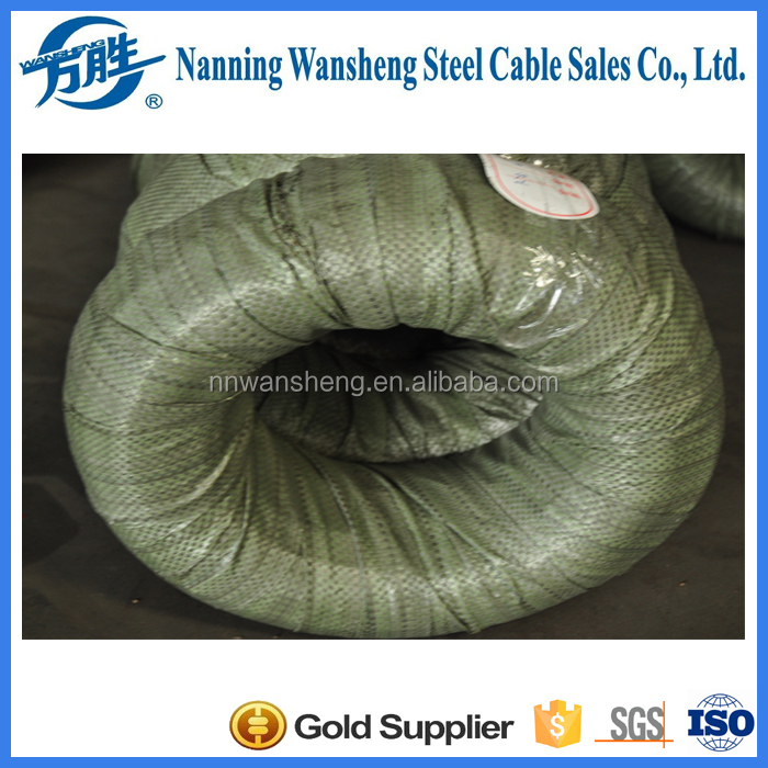 High Carbon Mattress Spring Steel Wire with Din Standard