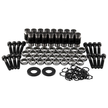 LS Engine Rocker Arm Trunion Kit <strong>w</strong>/Big Clips 5.3L 6.0L 6.2L 7.0L LS1 LS3 LS7